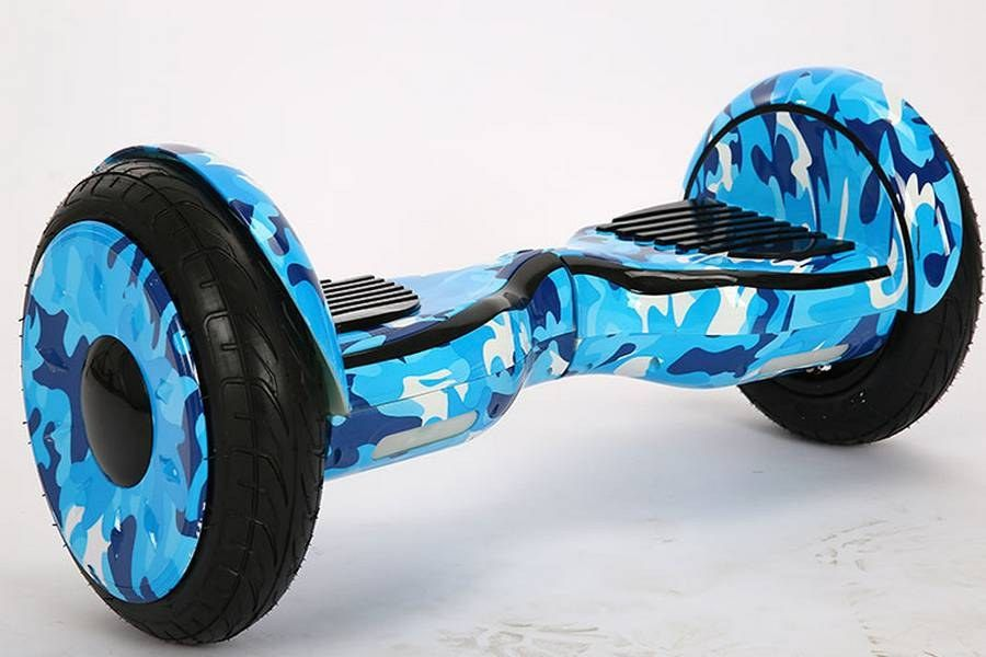Гироскутер Smart Balance Wheel Premium 10.5 Синий хаки
