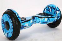 Гироскутер Smart Balance 10 New Синий хаки
