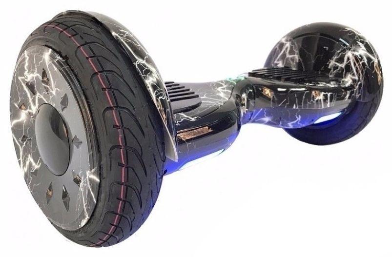 Гироскутер Smart Balance PRO PREMIUM 10.5 V2 Черная молния