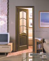дверь в интерьере м7 массив