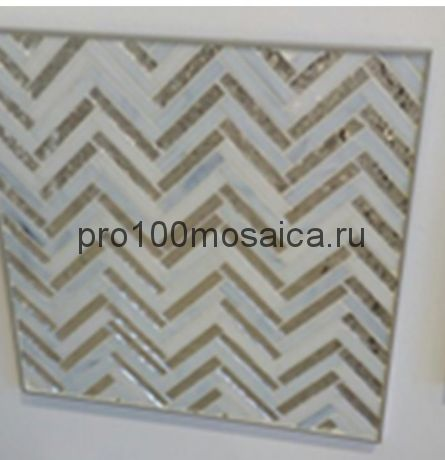 IDI 002. Мозаика серия Water Jet, размер, мм: 325,3*304,1*10 (ORRO Mosaic)