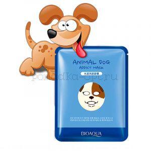 BioAqua Animal Face Dog Питательная маска