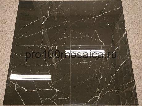 Керамогранит Marrone Oriente POL Marble Porcelain 1200*600*11 мм