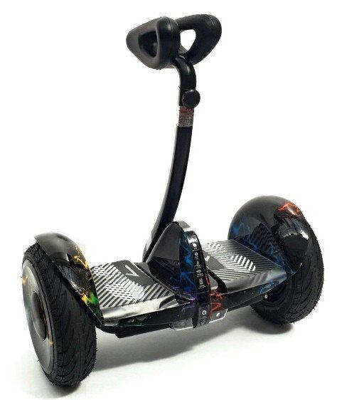 Мини-Сигвей Mini Robot 36v Цветная молния