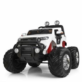 Детский электромобиль River Toys  FORD RANGER MONSTER TRUCK 4WD DK-MT550
