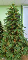 Искусственная елка Коттеджная 305 см 960 ламп зеленая
