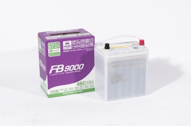 Аккумулятор FB 9000 46B19L