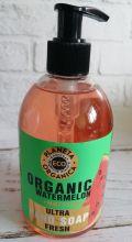ECO Organic watermelon Освежающее мыло для рук 300мл.