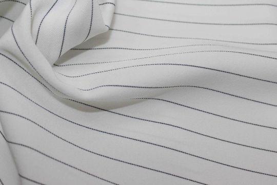 Костюмная ткань полоска