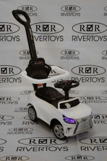 Детская машина-толокар River Toys LEXUS X999XX-A