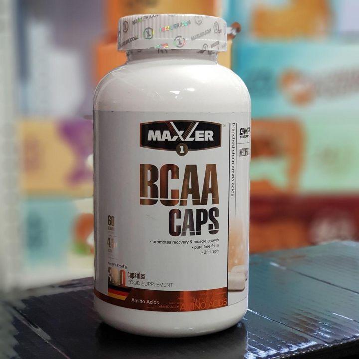 Maxler - BCAA Caps (360 капс)