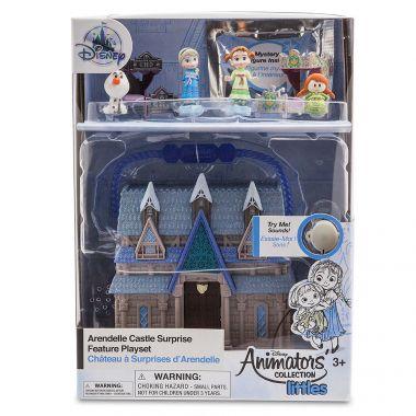 Игровой набор с сюрпризом – Замок Аренделл – Холодное сердце Анна и Эльза