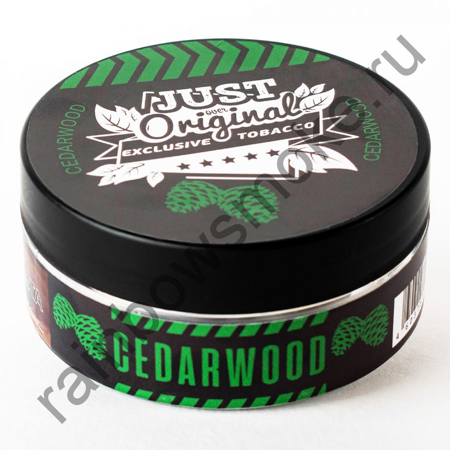 Just Over Original 100 гр - Cedarwood (Кедр)