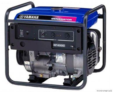 Генератор Yamaha EF 4000 FW