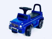 Детская машина-толокар River Toys Mercedes-Benz G63 JQ663 VIP
