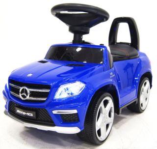 Детская машина-толокар River Toys Mercedes-Benz GL63 A888AA
