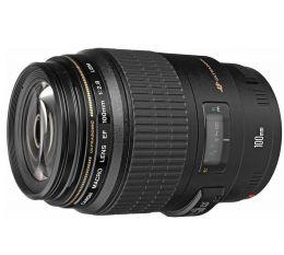 бъектив Canon EF 100mm f/2.8 Macro USM