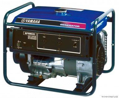 Генератор Yamaha EF 6600