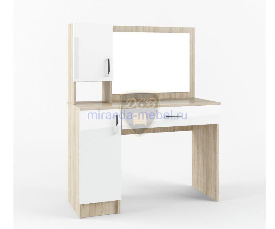 СМС 1100.1 Стол макияжный  Софи