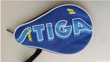 Чехол для ракетки по настольному теннису Stiga Torneo+
