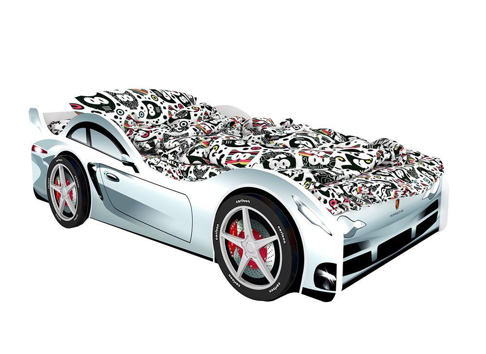 Кровать - машина Porsche