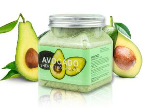 Скраб для тела с Авокадо Wokali Scentio Avocado , 350 мл