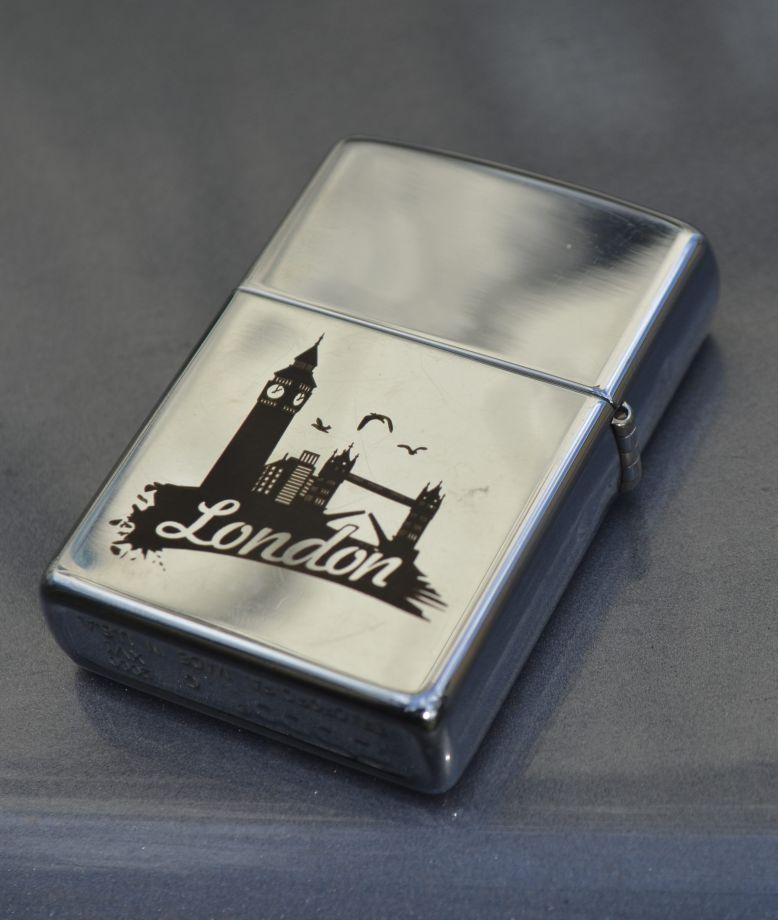 Лазерная гравировка зажигалок на заказ
