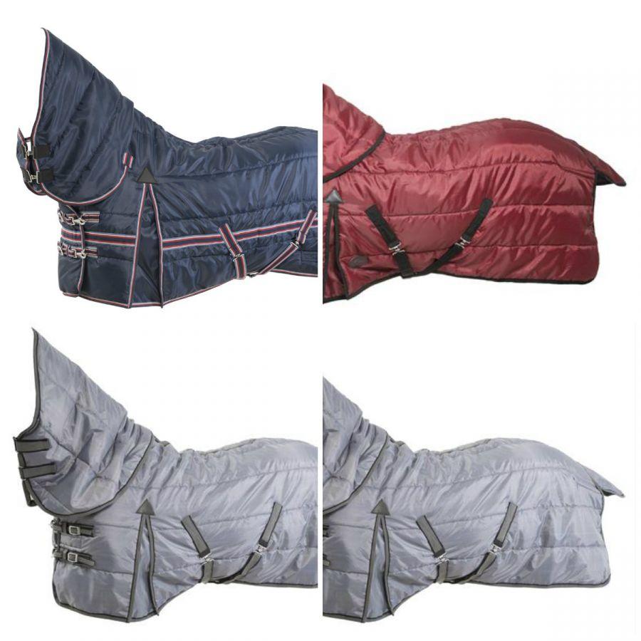 """Денниковая попона с капором """"Horse Comfort"""", наполнитель 200 гр, нейлоновая подкладка."""
