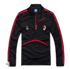 Спортивная олимпийка кофта футбольная Милан