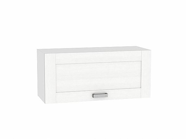 Шкаф верхний Лофт ВГ800 (Snow Veralinga)