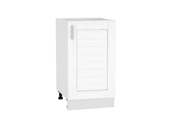 Шкаф нижний Лофт Н450 (Snow Veralinga)