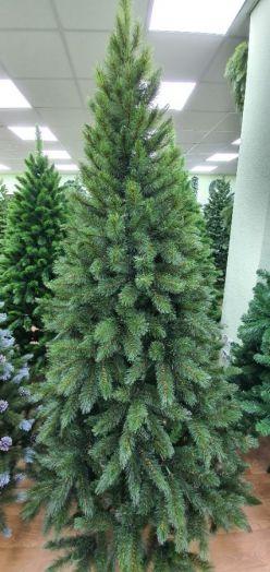 Искусственная елка Лесная Красавица стройная 120 см зеленая