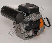 LIFAN 2V80F-2A, 29 л.с., 2-х цилиндровый, бензиновый, масляный радиатор, катушка освещения 20А, вал 25 мм, объем 688см³, ручной и электрический стартер, счетчик моточасов, выпрямитель тока 20 Ампер, масляный радиатор,вес 53 кг