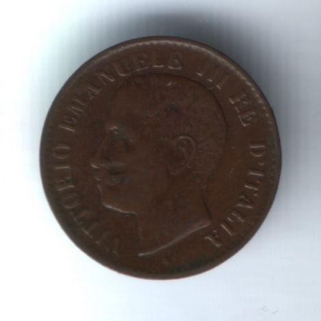 1 чентезимо 1903 года Италия