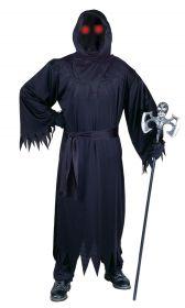 Карнавальный костюм черного призрака