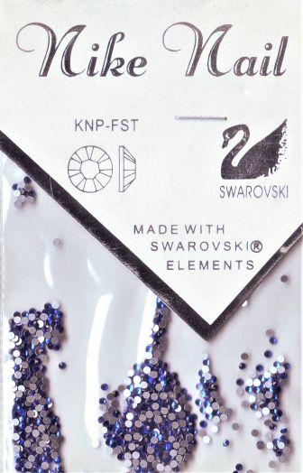 Стразы NIKE NAIL swarovski SS5 720 шт. синие