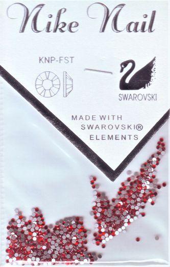 Стразы NIKE NAIL swarovski SS5 720 шт. красные