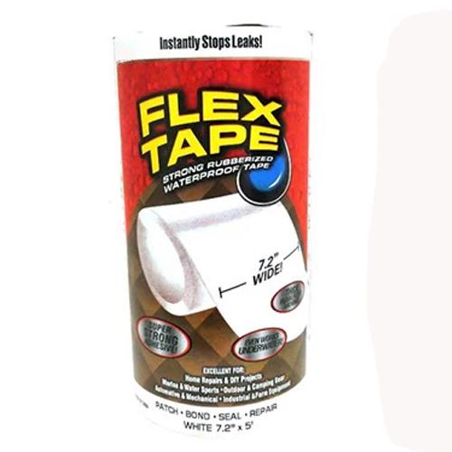 Сверхсильная клейкая лента Flex Tape 7,2 дюйма (18 смx152).