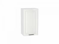 Шкаф верхний с одной дверцей Прага В409 в цвете Белое дерево