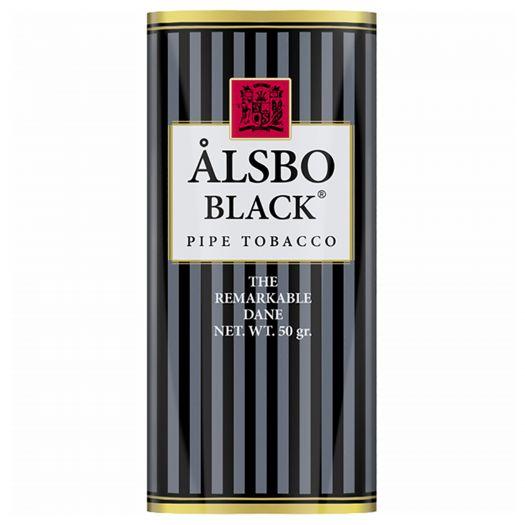 Табак трубочный Alsbo Black