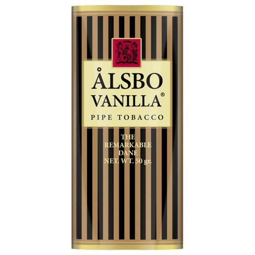 Табак трубочный Alsbo Vanilla
