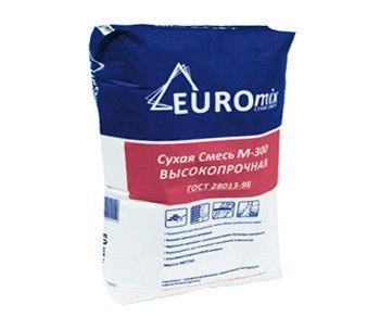 Пескобетон ЕвроМикс 40 кг.