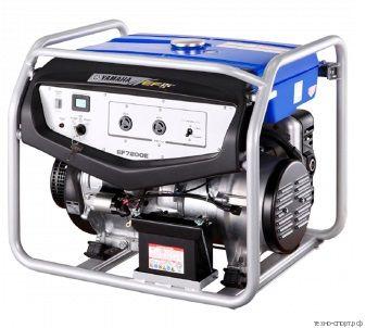 Генератор Yamaha EF 7200