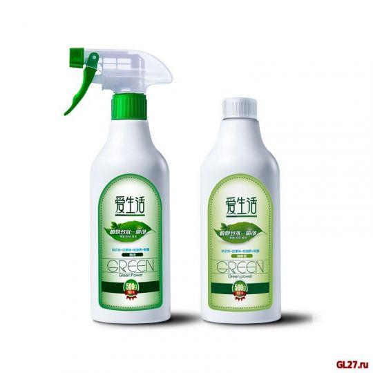 Многофункциональное растительное очищающее средство (базовый раствор + концентрат)