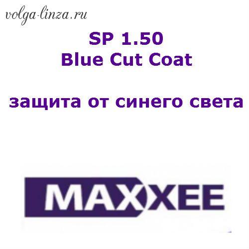 Maxxee SP 1.50  Blue Cut Coat-очковые линзы с защитой от синего света