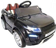 Детский электромобиль River Toys Range O007OO VIP черный