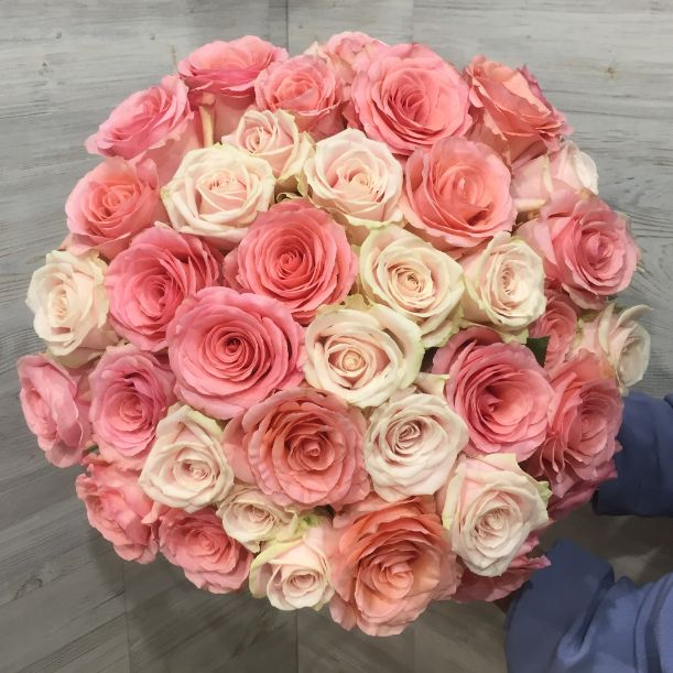 Монобукет из 51 розы 20.32.51.51