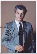 Автограф: Микеле Плачидо. Спрут