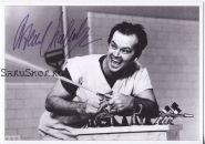 Автограф: Джек Николсон. Пролетая над гнездом кукушки