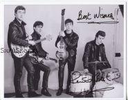 Автограф: Пит Бест. The Beatles